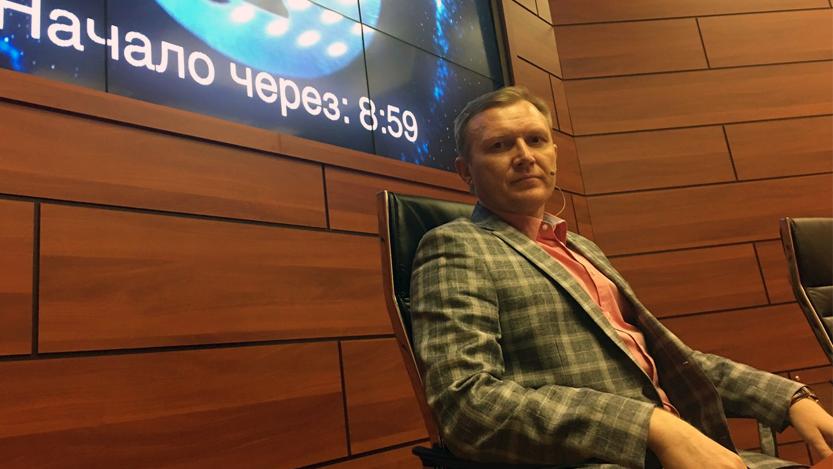 Олег Валерьевич Леконцев собственной персоной