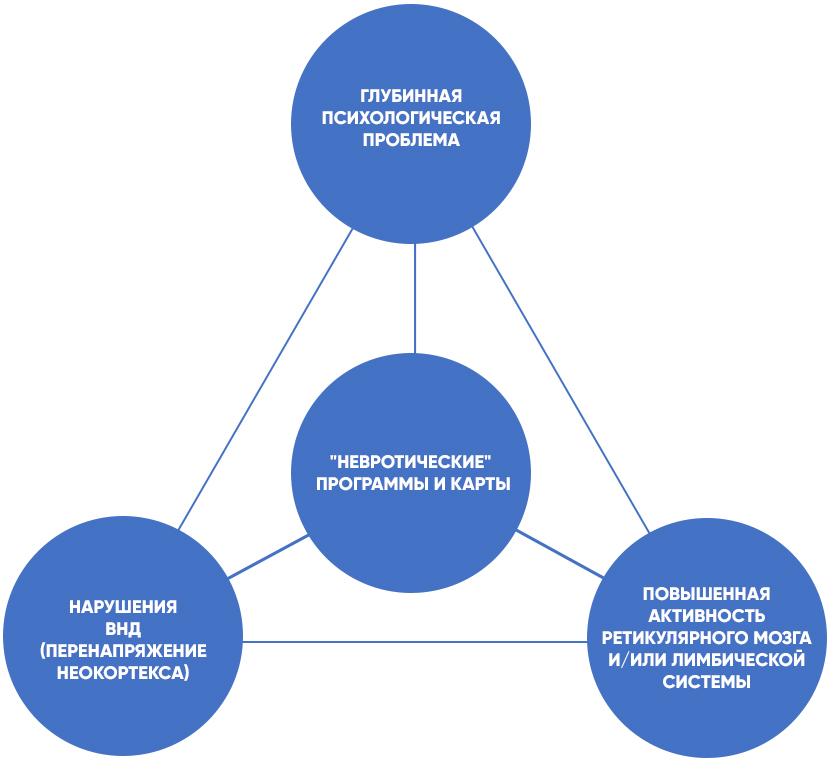 Модель работы с нерозами