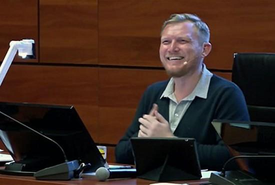Олег Леконцев. Семинар в Москве
