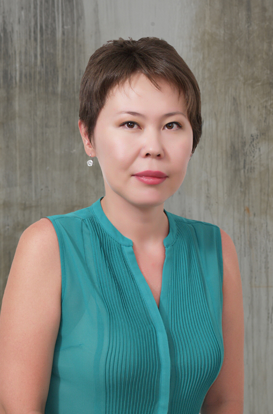 Шаншарбаева Алия Космановна