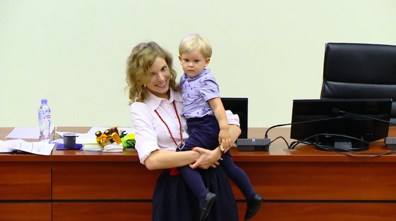 Ольга Анищенкова работа с детьми
