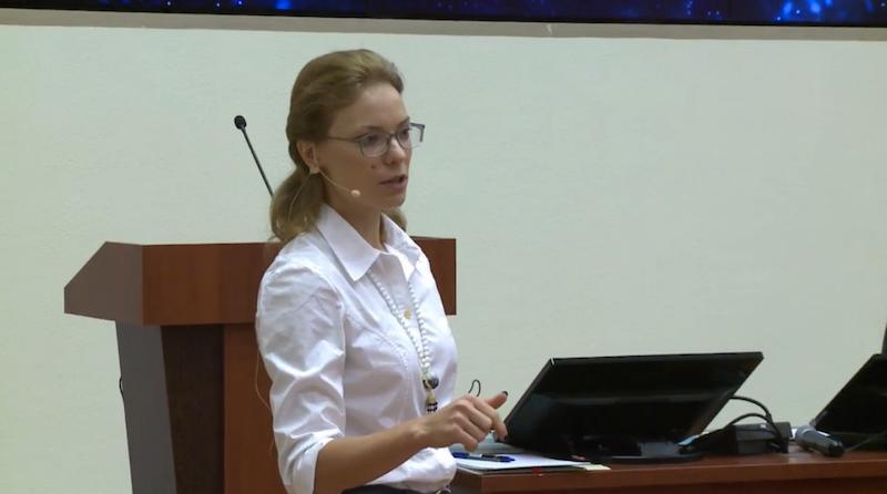 Анищенкова О.В. семинар в Москве